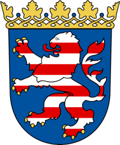 Landeswappen von Hessen