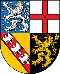 Landeswappen des Saarlandes